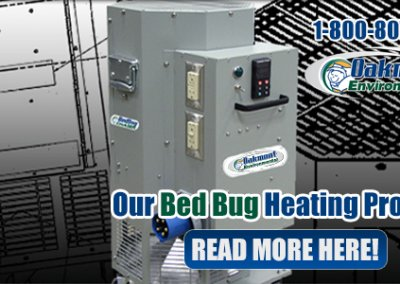 Our Bed Bug Electric Heaters